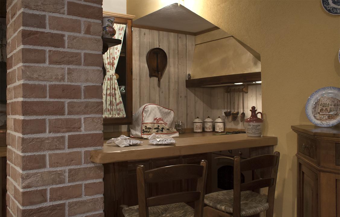 Taverna Rita | Ilario Bizzotto Mobili d\'Arte